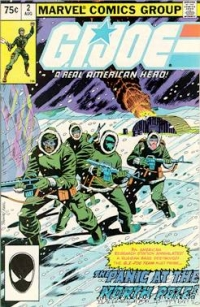G.I. Joe - A Real American Hero - 002 - Panic at the North Pole!